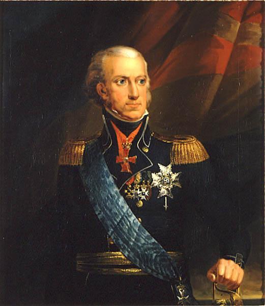 Король Швеции-Норвегии Карл XIII