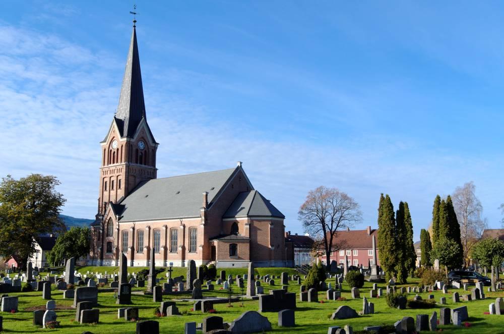 Церковь Лиллехаммера