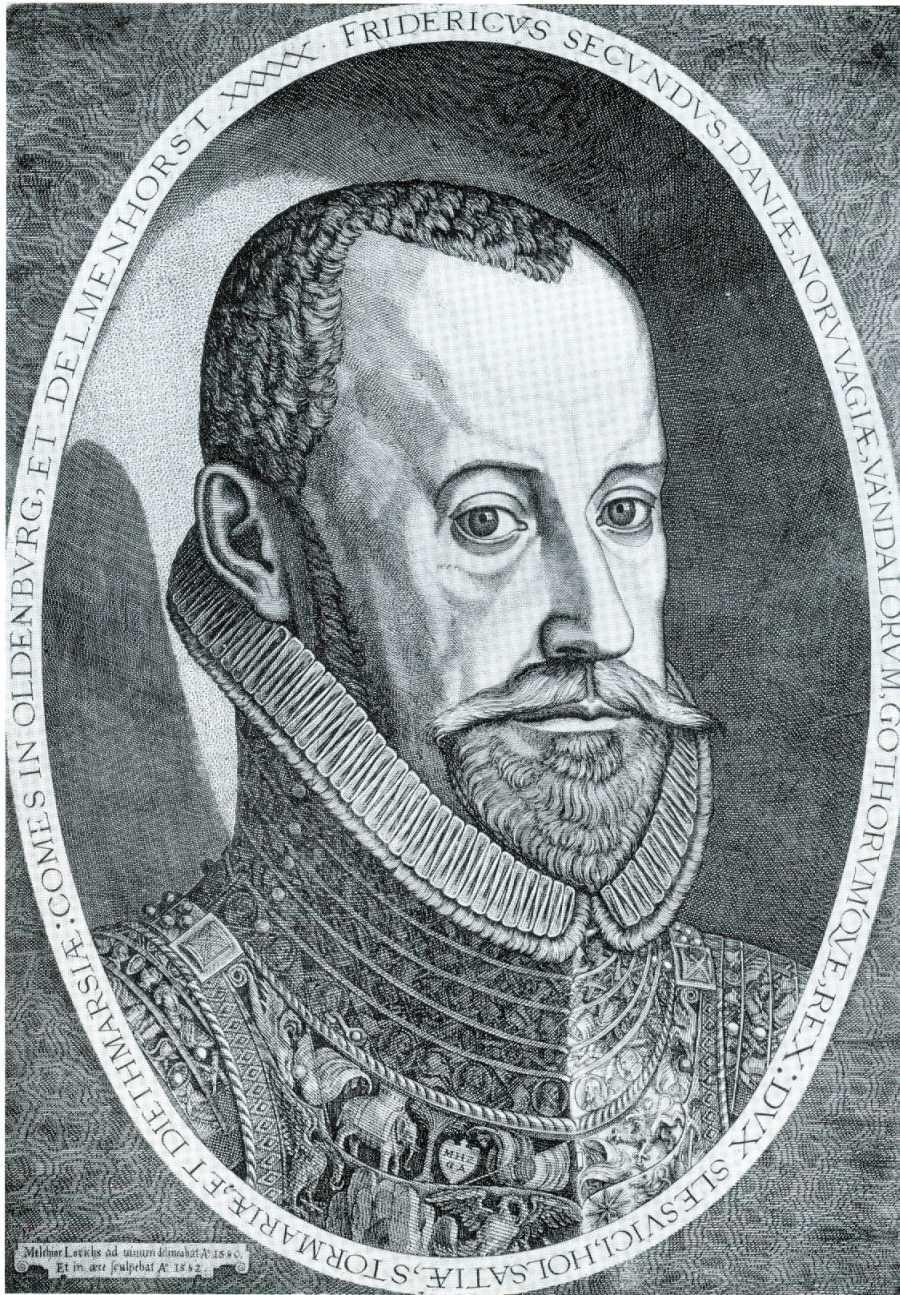 Фредрик II