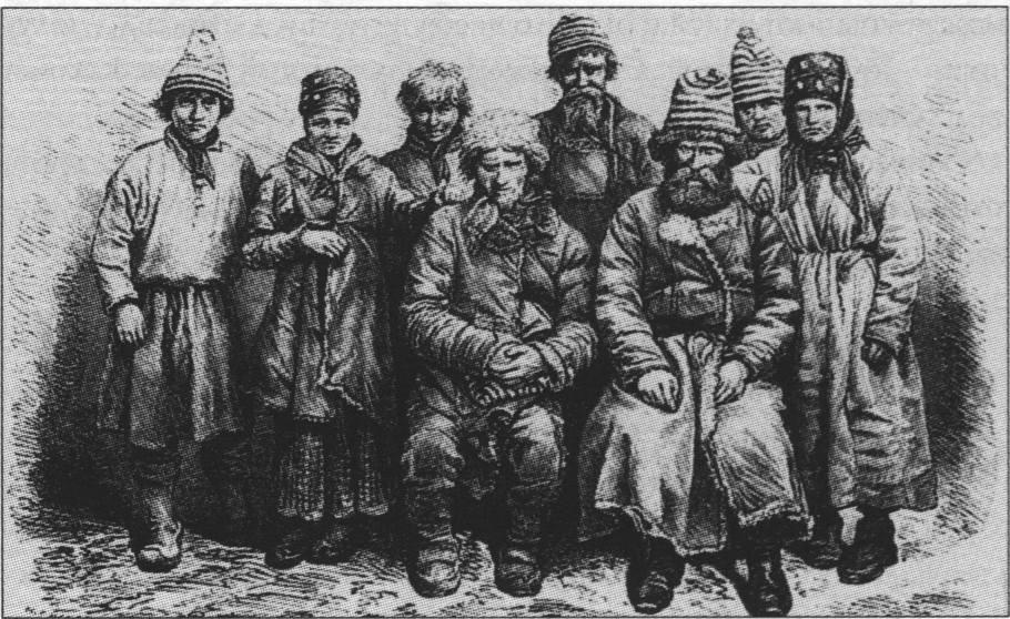 Русские лопари давно облюбовали Северную Норвегию