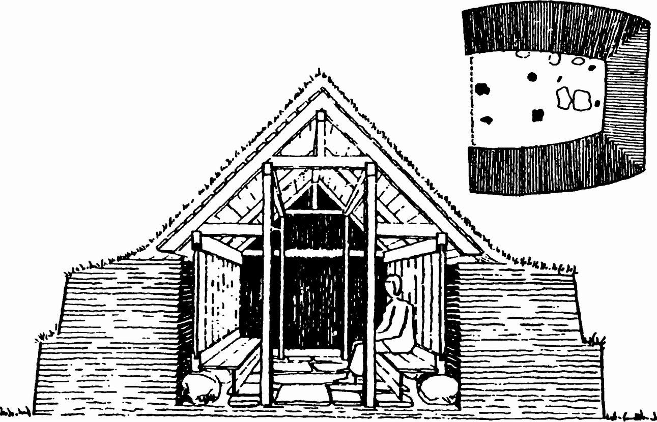 Г. Джонс. «Викинги. Потомки Одина и Тора» :: Часть третья ... Скандинавы Викинги